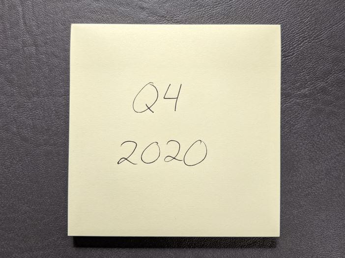 Q4 2020