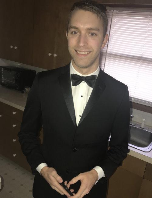 Cody See Tuxedo
